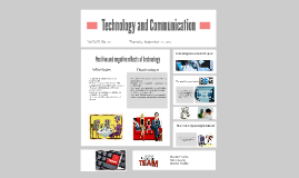 What are the risks of relying on technology for communicatio