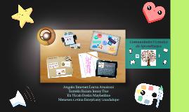 Copy of Comunidades Virtuales de Aprendizajes