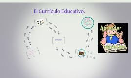 ¿Qué es el Currículo Educativo?