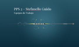 PPS 2 - Stefanello Guido