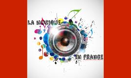 Les goûts musicaux en France