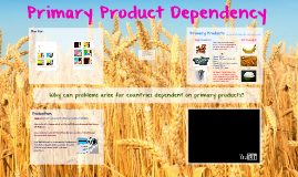 Primary Product Dependency