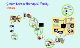 Copy of Gender Roles in Marriage & Family