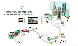 Copy of  ESTRUCTURA DEL CONFLICTO CARACTERISTICAS Y ELEMENTOS