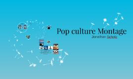 Pop culture Montage