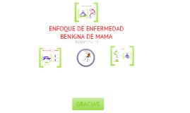 Copy of ENFERMEDAD BENIGNA DE MAMA
