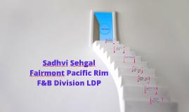 Sadhvi Sehgal LDP
