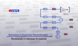 Copy of I Seminário de Economia Pernambucana