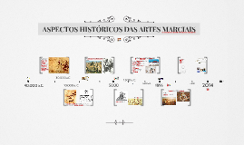 ASPECTOS HISTÓRICOS DAS ARTES MARCIAIS