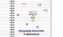 PSICOLOGIA EVOLUTIVA: