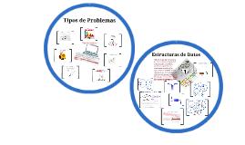 Tipos de Problemas y Estructuras de Datos