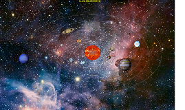 ระบบสุริยจักรวาล prezi