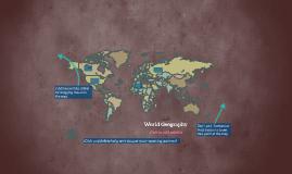 Copia di World Geography