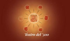 Teatro del '500