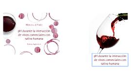 Saliva-vino