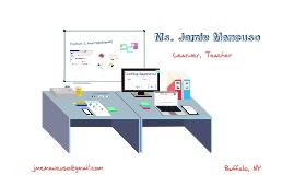 Professional Resume - Jamie Mancuso
