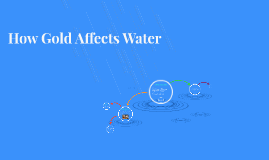 How Gold Affects Water