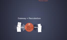 Gateway + Recruiterbox