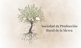 Sociedad de Producción Rural de la Sierra