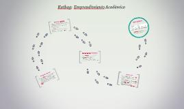 Katbag:  Emprendimiento Académico