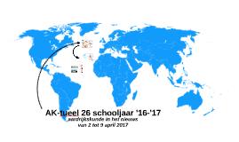Ak-tueel 26 schooljaar 16-17