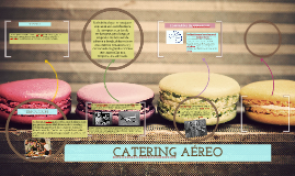 Copy of Copy of CATERING AÉREO