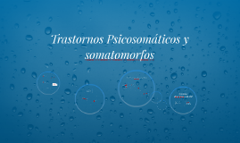 Copy of Trastornos Psicosomáticos y somatomorfos
