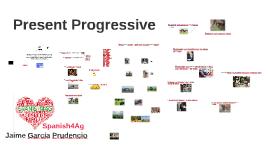 Present Progressive. Spanish4Ag