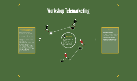 Workshop Telemarketing