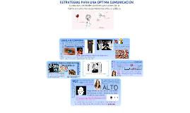 Copy of Estrategias para una óptima Comunicación