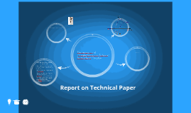 Technical Report in Inorganic Chemistry
