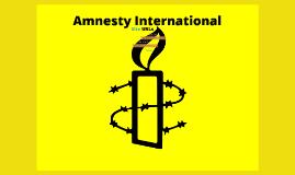 Copy of Amnesty International Presentation Project