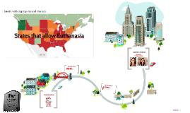 States that allow Euthanasia