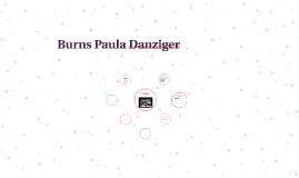 Burns Paula Danziger