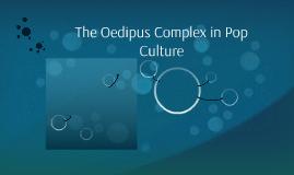 The Oedipus Complex in Pop Culture