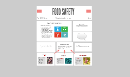 Copy of FOOD SAFETY