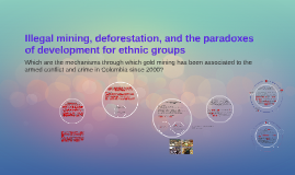 Illegal mining, deforestation, and the paradoxes of developm