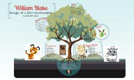 William Blake: Songs of a Non-Conformist