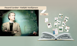 Copy of HOWARD GARDNER - multiple intelligences -