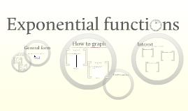FCHS-Mr. Stewart: 3.1 Exponential Functions