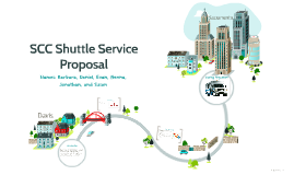SCC Shuttle Service