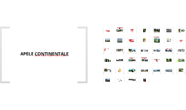 Copy of Apele continentale