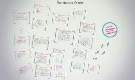 Decreto 3022 de 2013 MAPA MENTAL TEORIA CONTABLE