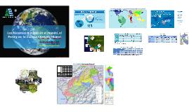 Los Recursos Hidricos en el mundo, el Perú y en la cuenca Chancay-Huaral
