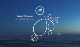 Interview with George Thompson
