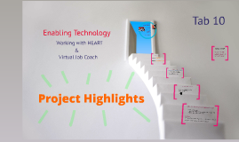 Project Highlights-Enabling Technology