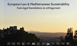 EU Law & Sustainability