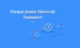 Parque Juana Alarco de Dammert