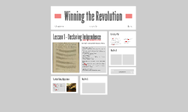 Winning the Revolution