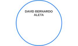 DAVID BERNARDO ALETA